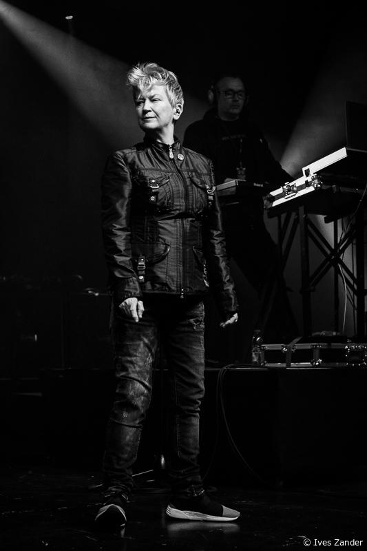 Anne Clark, Haus Auensee, Leipzig © Ives Zander